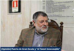 Columna José Egido  PGE    Portal Portuario 1 jul2016
